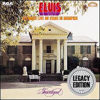 Elvis Recorded Live On Stage In Memphs [Legacy]